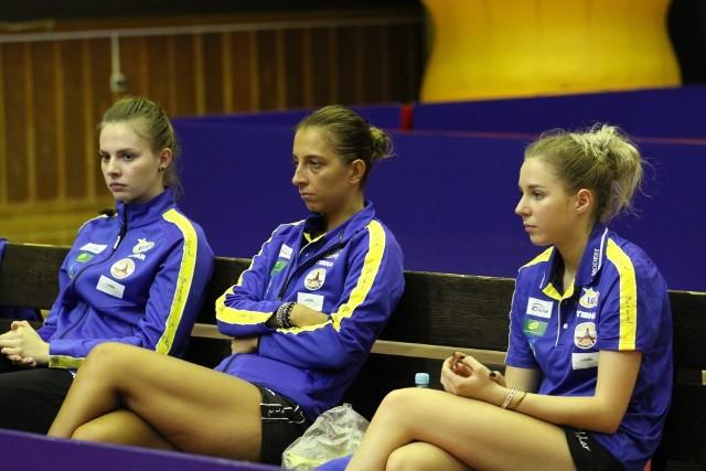 Agata Zakrzewska (z lewej) zagra w Gdańsku w grudniu