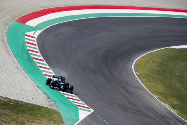Kwalifikacje do wyścigu o Grand Prix Toskanii dla Mercedesa. Dobre miejsce Ferrari