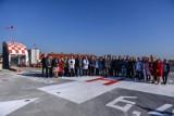 Lądowisko helikoptera i Centrum Urazowe dla Dzieci w Gdańsku już otwarte. To inwestycje Szpitala im. Mikołaja Kopernika w Gdańsku [zdjęcia]