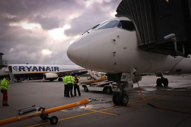 Wrocławskie lotnisko jest bazą dla 12 samolotów irlandzkiego przewoźnika