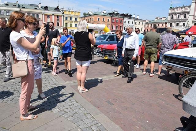 Zamość najchętniej odwiedzali turyści z woj. mazowieckiego, lubelskiego i małopolskiego oraz Litwy, Hiszpanii i Czech