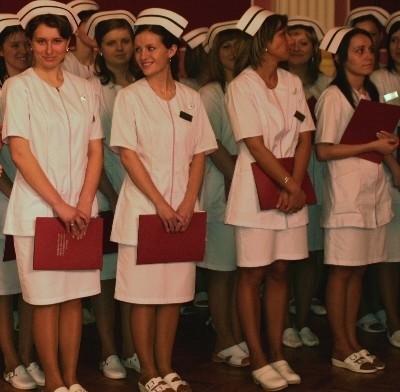 Większość miejsc na pielęgniarstwie w PWSIiP jest zajętych. Na rok akademicki 2008/2009 uczelnia przygotowała 60 miejsc.