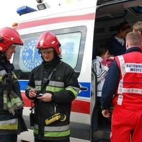 Pod koniec października gaz (prawdziwy) rozpylono w jednym z białostockich gimnazjów. Wtedy trzeba było ewakuować uczniów szkoły