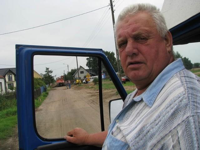 Jan Bondar przyznaje, że na ten remont czekali wszyscy mieszkańcy.