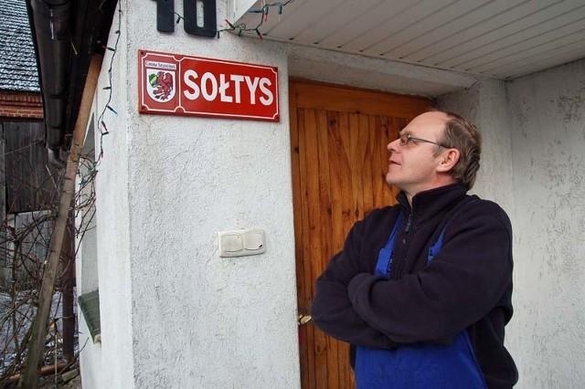Sołtys Zefiryn Droszcz nie składa broni i będzie walczył, aby Trzesieka wróciła w granice gminy wiejskiej Szczecinek.