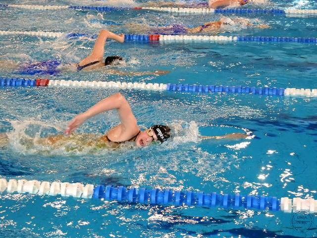 Pływacy Unii Busko-Zdrój mają za sobą kolejne udane starty.