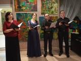 Okręgowa Izba Lekarska. Ensemble Quattro Voce zaśpiewało kolędy. Premiera płyt Ave Magne Rex Coelorum, Dominus natus est