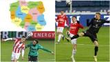 Piłka nożna. Które województwo ma najwięcej drużyn w ligach centralnych? Ekstraklasa, I liga i II liga [RANKING]