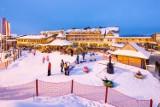 Ośrodek narciarski Bania Ski and Fun [OPIS, WYCIĄGI, TRASY, KARNETY]