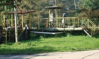 Oczyszczalnia ścieków w Piotrowicach Małych wymaga modernizacji Fot. Aleksander Gąciarz