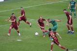 Chojniczanka Chojnice - Górnik Polkowice 1:1 (0:1). Zdjęcia - mecz, kibice