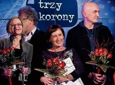 Ewa Bylica (w środku) zwyciężyła w konkursie FOT. ANNA KACZMARZ