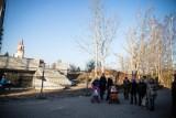 Nowe bloki przy ul. Ukośnej: Mieszkańcy wywalczyli rondo, teraz chcą powstrzymać wycinkę drzew