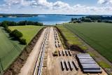 Trwa budowa Baltic Pipe na terenie trzech województw