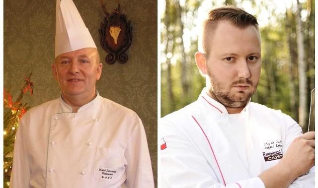 Edward Puchalski i Łukasz Rakowski