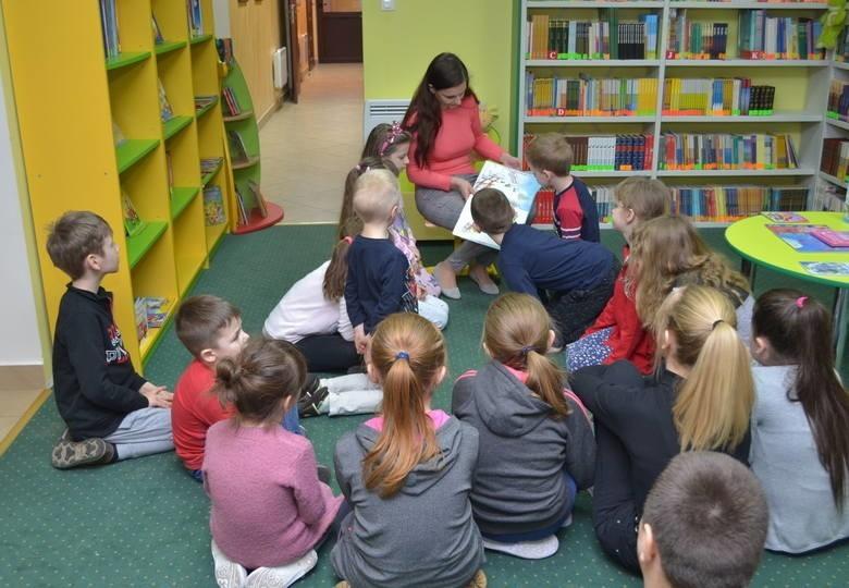Jeszcze niedawno w bibliotece można było urządzić ferie dla dzieci