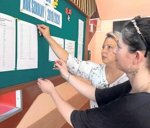 W piątek o godzinie 15 w koszalińskich przedszkolach, w tym m.in. przy ul. Tuwima,  upubliczniono listy przyjętych dzieci