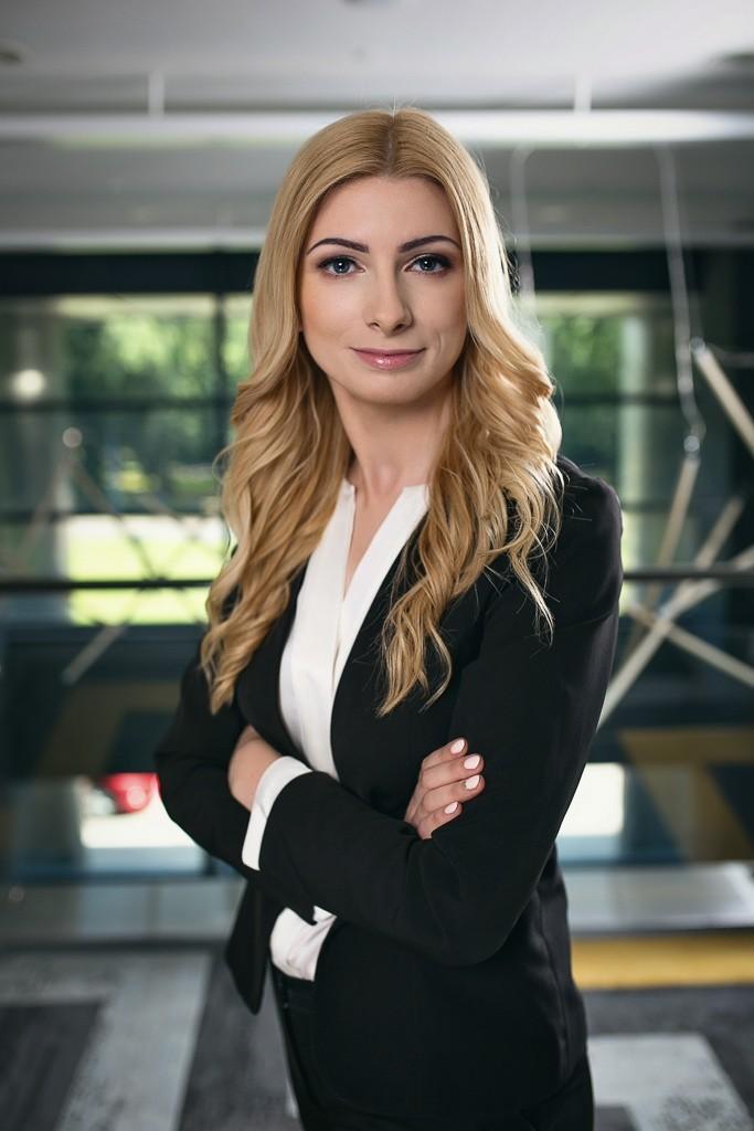 Monika Osóbka, Lider ds. oceny ryzyk cybernetycznych i odpowiedzialności zawodowej w Colonnade Insurance S.A. Oddział w Polsce.