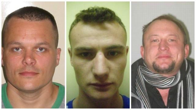 To oni uciekli z więzienia w Grudziądzu. Widziałeś ich? Dzwoń pod 997.