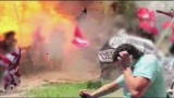 Zobacz wybuch w Turcji. 30 osób zginęło (wideo)