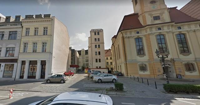 Ten parking przy ul. Kazimierza Wielkiego niedługo zniknie