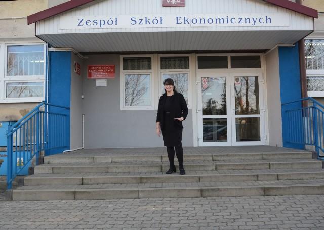 Nauczycielem na Medal w Radomiu w kategorii szkół ponadpodstawowych została Anna Gregorczyk z Zespołu Szkół Ekonomicznych.