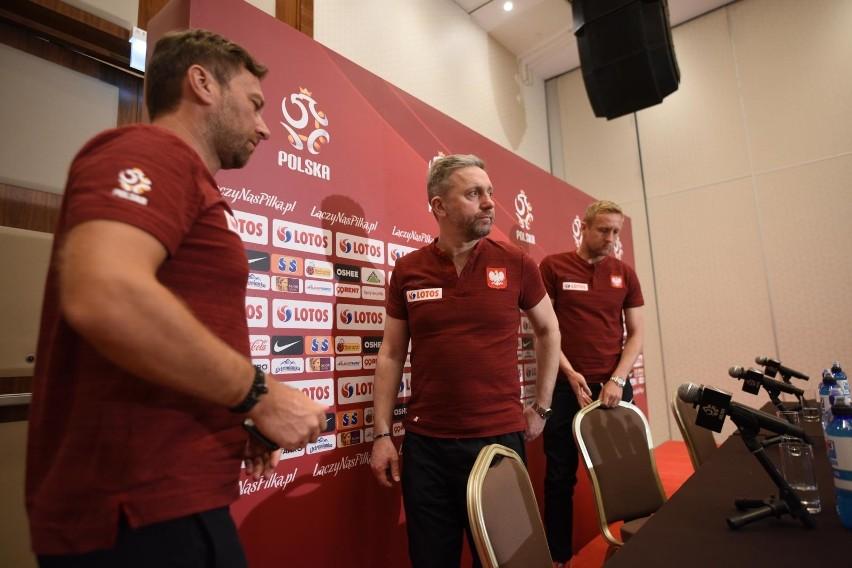 Reprezentacja Polski zagra z Austrią pierwszy mecz el. Euro...