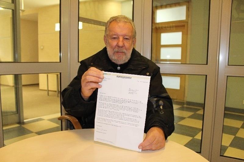 – SKOK żąda, bym zapłacił mu złotówkę wkładu członkowskiego, choć nigdy nie starałem się o członkostwo – mówi Jerzy Wiśniewski.