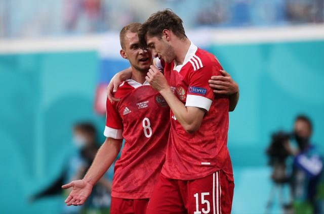 Euro 2020. Finlandia - Rosja 0:1 (0:1)