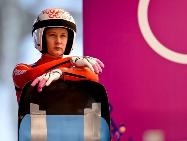 Natalia Wojtuściszyn ma za sobą olimpijski debiut.