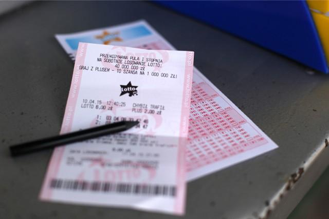 Wysoka wygrana w grze Lotto padła w Kujawsko-Pomorskiem. Główna wygrana!