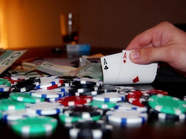 Według pana Irka poker teksański to nie hazard, tylko gra sportowa.