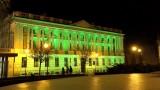 Dzień św. Patryka. Miasto zmieniło kolor na zielony. Niezwykła iluminacja w Poznaniu