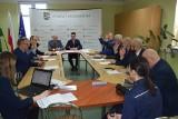 Komisja bezpieczeństwa w Krośnie Odrz. zebrała się w sprawie koronawirusa