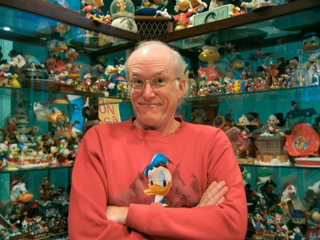 Ze Stanów Zjednoczonych przyjedzie do Łodzi rysownik Disneya, Don Rosa