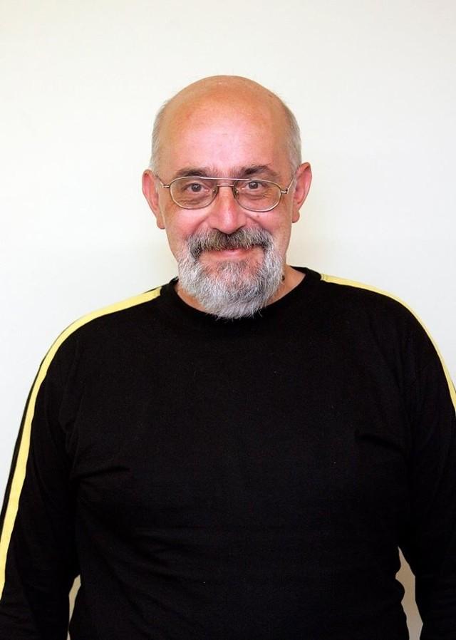 Andrzej Lewandowski, znakomity dziennikarz, dobry człowiek.