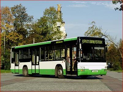 KPKM jest pierwszą w kraju i jedyną w Białymstoku spółką komunikacyjną, która w okresie wiosennym i letnim zastosowała biopaliwo