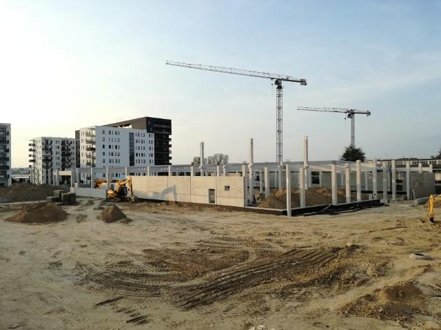 Otwarcie Kauflandu w Lublinie planowane jest w pierwszym półroczu 2019 r.