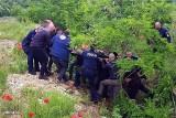 Ełk. Policjant z Ełku brał udział w ratowaniu serbskiego motocyklisty