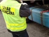 Straż Graniczna zatrzymała czterech Ukraińców, którzy nielegalnie przebywali w Polsce