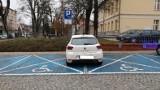 Mistrz parkowania 2018 odnaleziony w Wejcherowie. Zajął dwa miejsca dla niepełnosprawnych