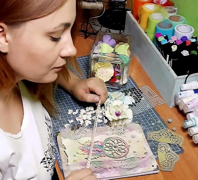 Milena Grążawska z Chełmży założyła Pracownię Mamokko w toruńskim AIP