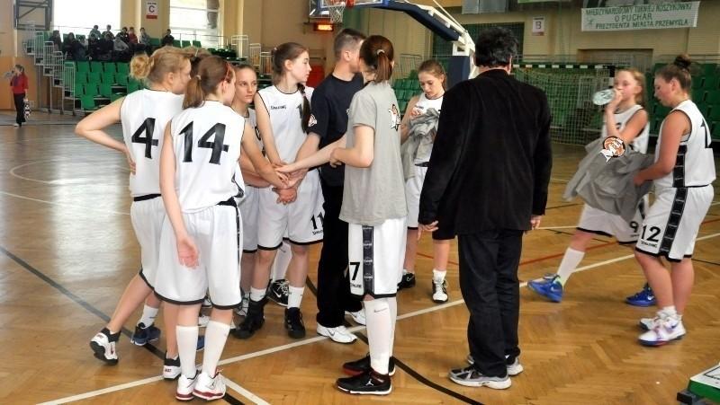 Koszykarska kadra Podkarpacia wygrała na Słowacji