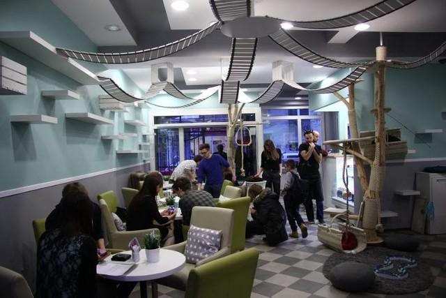 Mrau Cafe została otwarta w poniedziałek.