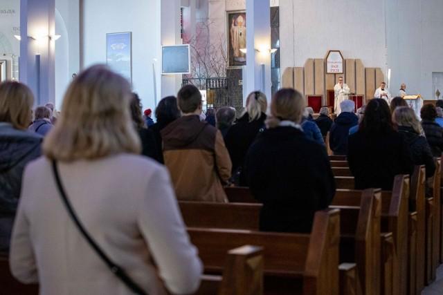 Uroczystości Niedzieli Miłosierdzia Bożego w sanktuarium na Białostoczku