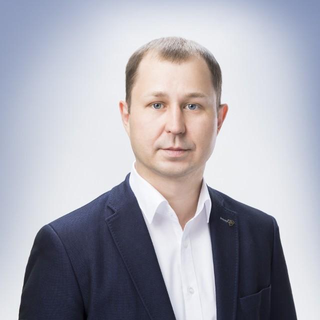 Daniil Klyuchnikov, dyrektor regionalny na Europę Wschodnią i Rosję w Grupie Transporeon.
