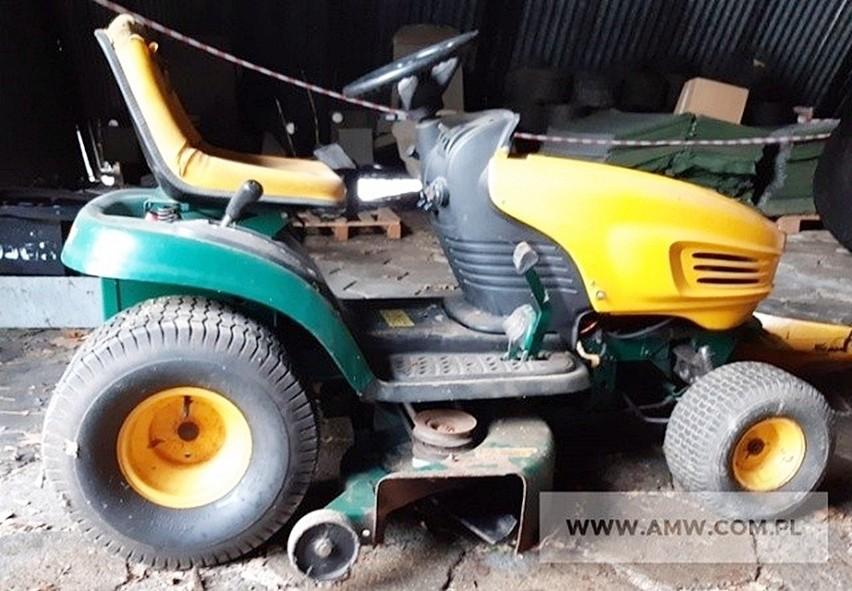 Traktor MTD YARD MAN 13AT604H643 (eksploatacja 1977 mtg,...