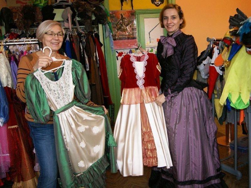 ad8bba97e9 Dekoratornia to też wypożyczalnia kostiumów. Są tu kreacje na każdą okazję