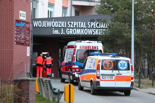 W szpitalu przy Koszarowej leży teraz 121 pacjentów zakażonych koronawirusem