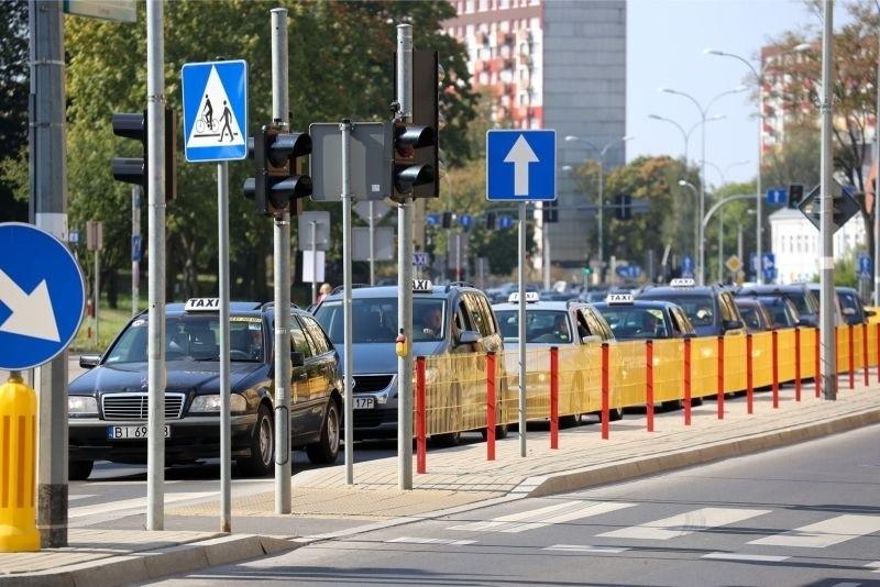 We wrześniu 2014 roku taksówkarze chcieli zablokować Białystok